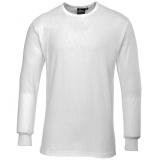 Portwest B123 - Hosszú ujjú póló, fehér