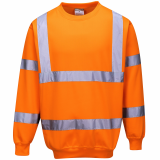 Portwest B303 - Jól láthatósági pulóver, narancs