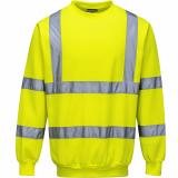 Portwest B303 - Jól láthatósági pulóver, sárga