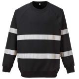 Portwest B307 - Iona pulóver, fekete