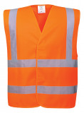 Portwest C470 - Jól láthatósági mellény, narancs