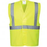 Portwest C472 - Jól láthatósági mellény, sárga