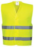 Portwest C474 - Jól láthatósági mellény, sárga