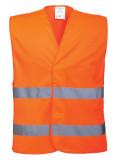 Portwest C474 - Jól láthatósági mellény, narancs