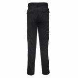 Portwest C711 - Slim Fit Combat nadrág, fekete