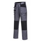 Portwest C720 - Tradesman lengőzsebes nadrág, szürke