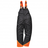 Portwest CH12 - Oak kantáros nadrág, fekete