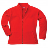 Portwest F282 - Aran női polár pulóver, piros