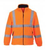 Portwest F300 - Jól láthatósági polár pulóver, narancs