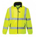 Portwest F300 - Jól láthatósági polár pulóver, sárga