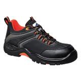 Portwest FC61 - Compositelite Operis védőcipő S3 HRO, fekete/narancs