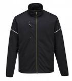 Portwest T620 - PW3 Flex Shell kabát, fekete