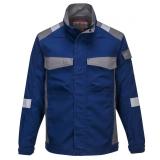 Portwest FR08 - Bizflame Ultra kéttónusú kabát, királykék