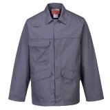 Portwest FR35 - Bizflame Pro kabát, szürke