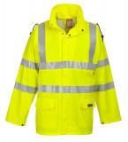 Portwest FR41 - Sealtex FR Hi-Vis esőkabát, sárga