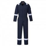 Portwest FR51 - Bizflame Plus női overál, tengerészkék