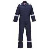 Portwest FR93 - Bizflame Ultra overál, tengerészkék