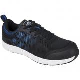 Portwest FT15 - Steelite Tove Trainer védőcipő S1P, fekete/kék