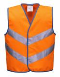 Portwest JN15 - Junior Colour Bright mellény, narancs