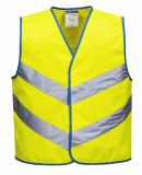Portwest JN15 - Junior Colour Bright mellény, sárga