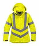 Portwest LW70 - Női jól láthatósági lélegző kabát, sárga