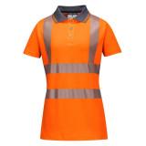 Portwest LW72 - Női Pro jól láthatósági pólóing, narancs