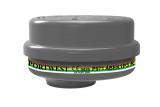 Portwest P971 - ABEK1P3 kombinált szűrő bajonett csatlakozással, 4db/csomag