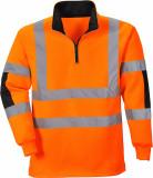 Portwest B308 - Xenon Rugby pulóver, narancs