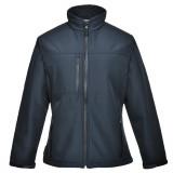 Portwest TK41 - Charlotte női softshell dzseki (2L), tengerészkék