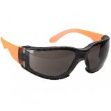Portwest PS32 - Wrap Around Plus szemüveg, sötétített