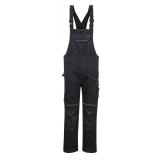 Portwest PW346 - PW3 Work kantáros nadrág, fekete