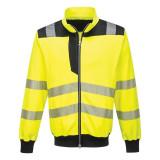 Portwest PW370 - PW3 HI-VIS jól láthatósági pulóver, sárga