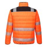 Portwest PW371 - PW3 Hi-Vis Baffle jólláthatósági kabát, narancs