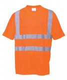 Portwest RT23 - Jól láthatósági vasúti póló, narancs