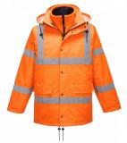 Portwest RT63 - Hi-Vis Traffic lélegző dzseki, narancs