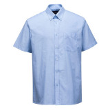 Portwest S118 - Easycare Oxford ing, rövid ujjú, kék