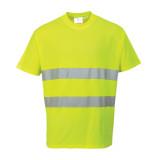 Portwest S172 - Cotton Comfort pólóing, sárga