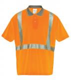Portwest S377 - Hi-Vis Superior teniszpóló, narancs