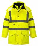 Portwest S427 - Jól láthatósági 7 az 1-ben kabát, sárga