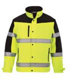 Portwest S429 - Kéttónusú softshell kabát, sárga