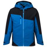 Portwest S602 - X3 kéttónusú kabát, kék/fekete