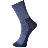 Portwest SK11 - Thermal zokni, kék