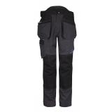 Portwest T702 - WX3 Holster nadrág, metál szürke