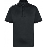 Portwest T820 - KX3 galléros póló, fekete