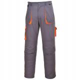 Portwest TX11 - Texo Contrast nadrág, hosszított, szürke