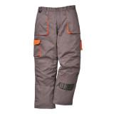 Portwest TX16 - Texo Contrast bélelt nadrág, szürke