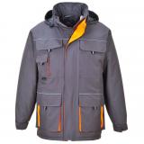 Portwest TX30 - Texo Contrast kabát, szürke