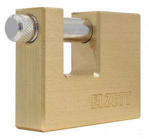 ELZETT 2053 edzett kengyelű U-lakat, sárgaréz, 70 mm termék fő termékképe