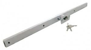 SHV hevederzár, fehér, 850 mm termék fő termékképe