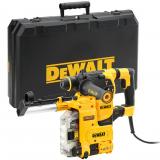 Dewalt D25335K SDS-plus fúró-vésőkalapács (kofferben) + porelszívó